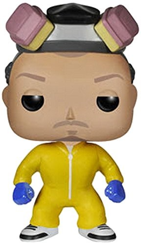 Funko POP Television (VINYL): Breaking Bad Jesse Pinkman Cook Action Figure