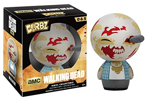 Funko Dorbz: Walking Dead Walker Action Figure